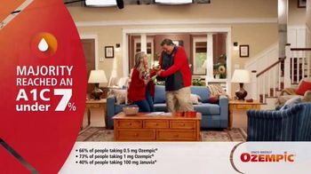 Ozempic TV Spot, 'My Zone' Featuring Billy Gardell - Thumbnail 4