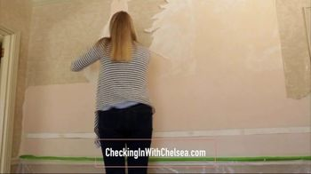 Checking in With Chelsea TV Spot, 'Wallpaper Removal' - Thumbnail 5