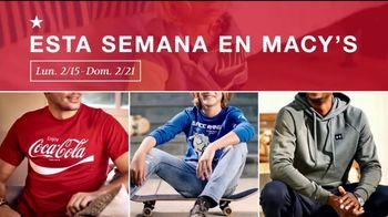 Macy's TV Spot, 'Esta Semana en Macy's: 20% menos extra' [Spanish] - Thumbnail 1