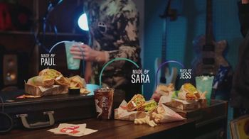 Taco Bell My Cravings Box TV Spot, 'Build Your Own $5 Cravings Box'