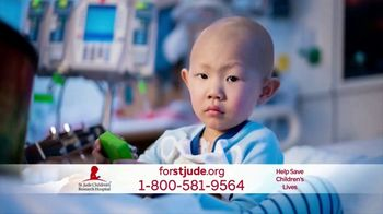 St. Jude Children's Research Hospital TV Spot, 'Riku' - Thumbnail 6