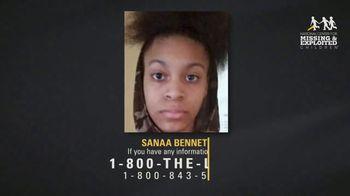 National Center for Missing & Exploited Children TV Spot, 'Sanaa Bennett' - Thumbnail 5