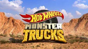 Hot Wheels Monster Trucks Stunt Tire TV Spot, 'Unfolds Into an Epic Stunt Arena' - Thumbnail 1