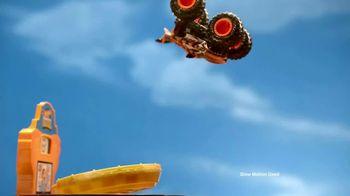 Hot Wheels Monster Trucks Stunt Tire TV Spot, 'Unfolds Into an Epic Stunt Arena' - Thumbnail 7
