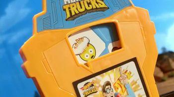 Hot Wheels Monster Trucks Stunt Tire TV Spot, 'Unfolds Into an Epic Stunt Arena' - Thumbnail 8