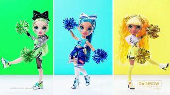 Rainbow High Cheer TV Spot, 'Color, Style, Friends So Fly'
