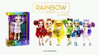 Rainbow High Cheer TV Spot, 'Color, Style, Friends So Fly' - Thumbnail 10