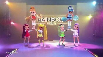 Rainbow High Cheer TV Spot, 'Color, Style, Friends So Fly' - Thumbnail 2