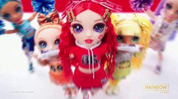 Rainbow High Cheer TV Spot, 'Color, Style, Friends So Fly' - Thumbnail 5