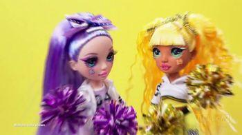 Rainbow High Cheer TV Spot, 'Color, Style, Friends So Fly' - Thumbnail 7