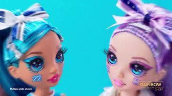 Rainbow High Cheer TV Spot, 'Color, Style, Friends So Fly' - Thumbnail 8