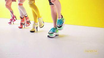Rainbow High Cheer TV Spot, 'Color, Style, Friends So Fly' - Thumbnail 9