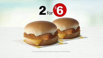 McDonald's Filet-O-Fish TV Spot, 'Half Empty, Half Full' - Thumbnail 10