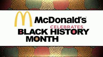 McDonald's TV Spot, 'Black History Month: HBCU Scholarships' - Thumbnail 2