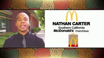 McDonald's TV Spot, 'Black History Month: HBCU Scholarships' - Thumbnail 3