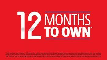 Rent-A-Center TV Spot, '12 Months to Own' - Thumbnail 10