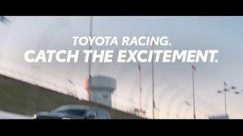 Toyota TV Spot, 'Excitement' Featuring Kyle Busch [T1] - Thumbnail 9