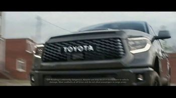 Toyota TV Spot, 'Excitement' Featuring Kyle Busch [T1] - Thumbnail 4