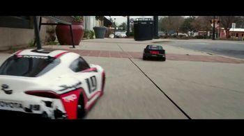 Toyota TV Spot, 'Excitement' Featuring Kyle Busch [T1] - Thumbnail 5