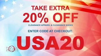 Tennis Express 72 Hour Presidents Day Sale TV Spot, '20% Off: Free Shipping' - Thumbnail 4