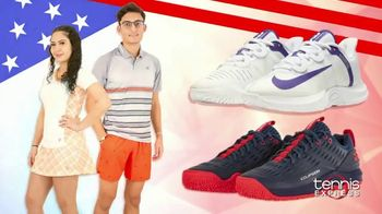 Tennis Express 72 Hour Presidents Day Sale TV Spot, '20% Off: Free Shipping' - Thumbnail 6