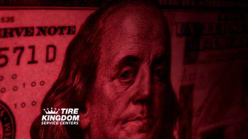 Tire Kingdom Super Cash Back Event TV Spot, '$100 Rebate and $200 Off' - Thumbnail 1