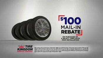 Tire Kingdom Super Cash Back Event TV Spot, '$100 Rebate and $200 Off' - Thumbnail 3