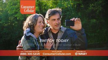 Consumer Cellular TV Spot, 'Flexible Plans: Get $50' - Thumbnail 9