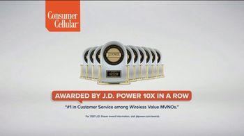 Consumer Cellular TV Spot, 'Flexible Plans: Get $50' - Thumbnail 6