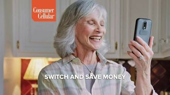Consumer Cellular TV Spot, 'Folks: Get $50' - Thumbnail 4