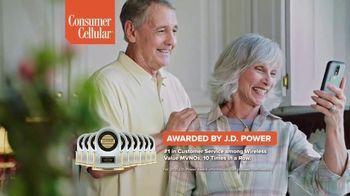 Consumer Cellular TV Spot, 'Folks: Get $50' - Thumbnail 8