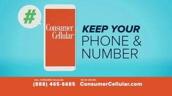 Consumer Cellular TV Spot, 'Better Value: Get $50' - Thumbnail 5