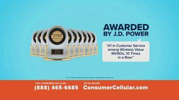 Consumer Cellular TV Spot, 'Better Value: Get $50' - Thumbnail 6