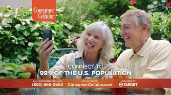Consumer Cellular TV Spot, 'Folks: Get $50' - Thumbnail 7