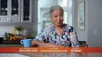 Consumer Cellular TV Spot, 'Folks: Get $50' - Thumbnail 9