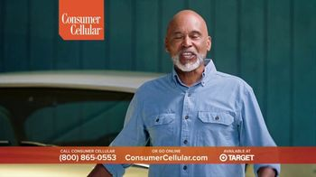 Consumer Cellular TV Spot, 'Folks: Get $50'