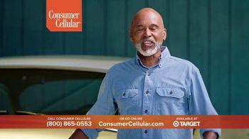 Consumer Cellular TV Spot, 'Folks: Get $50'