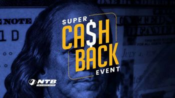 National Tire & Battery Super Cash Back Event TV Spot, '$100 Rebate and $200 Off'