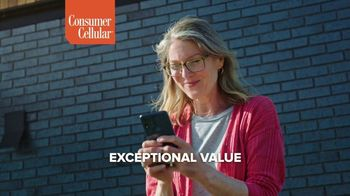 Consumer Cellular TV Spot, 'Premium Wireless: Get $50' - Thumbnail 3