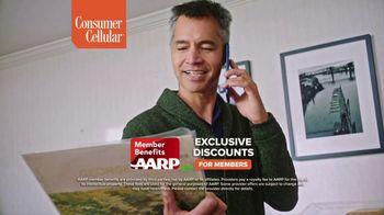 Consumer Cellular TV Spot, 'Premium Wireless: Get $50' - Thumbnail 7
