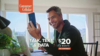 Consumer Cellular TV Spot, 'Premium Wireless: Get $50'