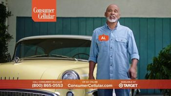 Consumer Cellular TV Spot, 'Folks: Chrissy and Mitch: Get $50' - Thumbnail 8