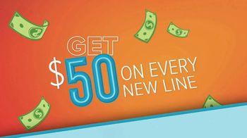 Consumer Cellular TV Spot, 'Get $50 Big Ones' - Thumbnail 6