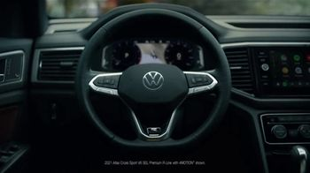 2021 Volkswagen Atlas Cross Sport TV Spot, 'Where to Go Today' Song by Huckvale [T2] - Thumbnail 1