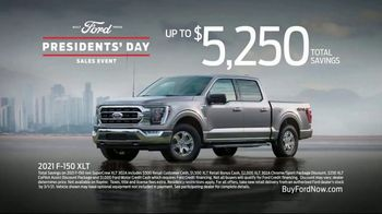 Ford Presidents Day Sales Event TV Spot, 'The Time Is Now' [T2] - Thumbnail 10