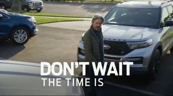 Ford Presidents Day Sales Event TV Spot, 'The Time Is Now' [T2] - Thumbnail 7