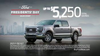 Ford Presidents Day Sales Event TV Spot, 'The Time Is Now' [T2] - Thumbnail 9