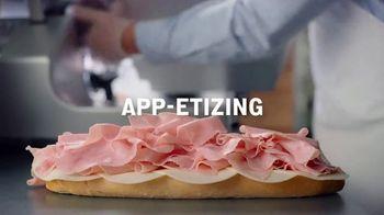 Jersey Mike's TV Spot, 'App-etizing'