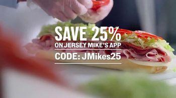 Jersey Mike's TV Spot, 'App-etizing' - Thumbnail 4