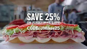 Jersey Mike's TV Spot, 'App-etizing' - Thumbnail 5